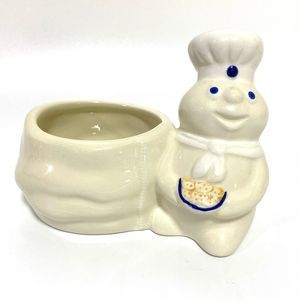 Pillsbury Doughboy 1998 Sponge Scouring Pad Holder